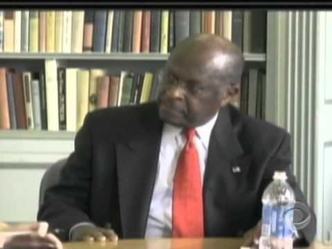 Herman Cain's Libya Disaster