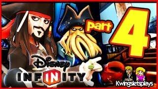Disney Infinity Wii U Walkthrough Pirates Part 4 Dere