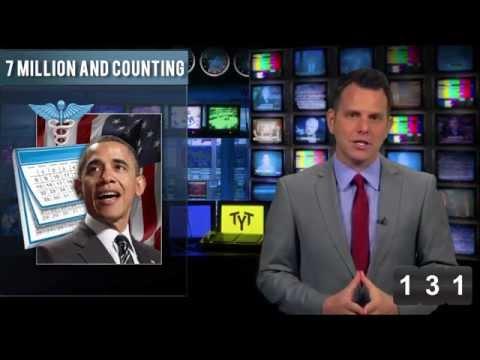 Obamacare Deadline, Caterpillar, North Korea & CIA Torture - TYT140 - April 1, 2014