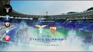 UEFA Europa League   Il trailer di Lazio-Sevilla