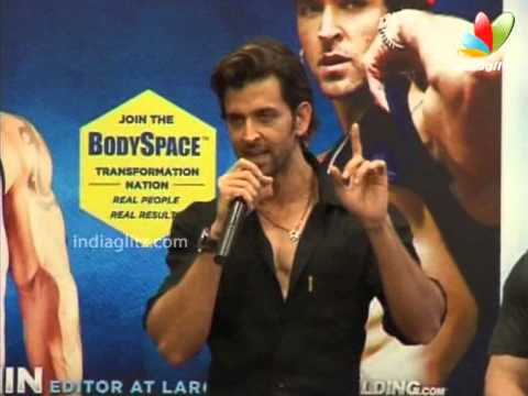 Hrithik Roshan Launches Your Best Body Book | Bollywood Event | Hrithik Roshan, Kris Gethin