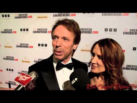 Jerry Bruckheimer at 27th #amcinaward2013 Gala for Jerry Bruckheimer @BruckheimerJB #SidGrauman