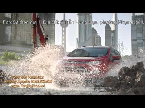 Động cơ Ecoboost - Sức mạnh động cơ thế hệ mới của Ford