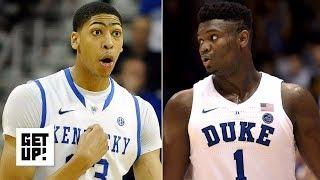 Zion Williamson is the best NBA prospect since Anthony Davis – Mike Schmitz | Get Up!