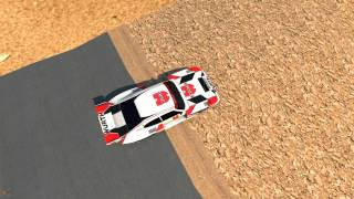 BeamNG.drve 1981 Ford Capri Zakspeed Turbo Group 5