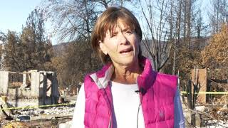 North Bay Wildfires: Judi's Story