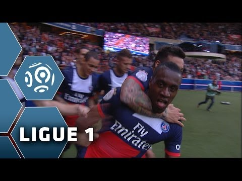 PSG - Evian in Slow Motion (1-0) - Ligue 1 - 2013/2014