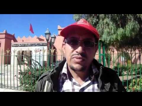 """بعد أغلقت في وجههم الأبواب، عمال بلدية الطنطان يتوسمون خيرا في """"بوعيدة"""" رئيس الجهة"""