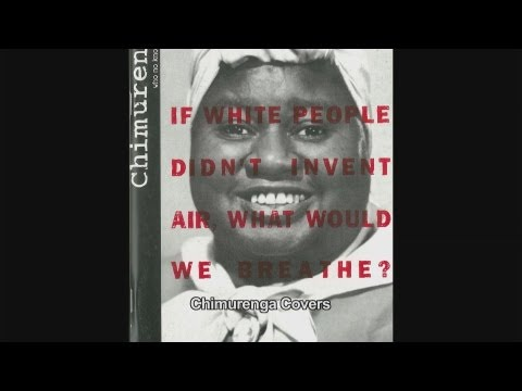 Faces Of Africa - Living the Chimurenga