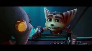 Ratchet a Clank: Strážci galaxie - celovečerná rozprávka