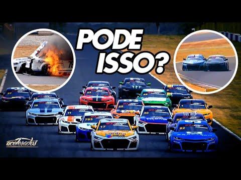 Etapa de Goiânia da GT Sprint Race - Acelerados