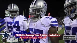 Football Gameplan's 2014 NFL Season Preview Dallas Cowboys