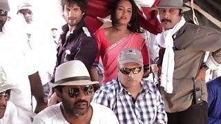 The Making Of RRajkumar Shooting The Film