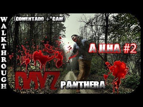 Arma 2: DayzMod Panthera A Ilha #2