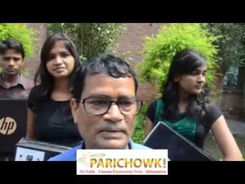 Greater Noida 12th Pass students distributed Free Laptops by Uttar Pradesh Government