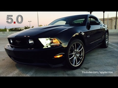 2011 Ford Mustang GT Brembo Track Pack Owner Review