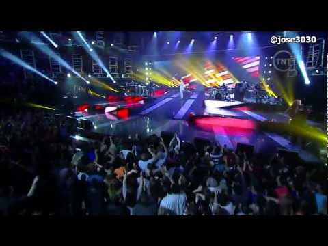 2012 NBA Halftime Show - Pitbull, Chris Brown & Ne-Yo