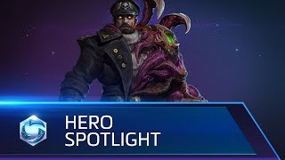 Heroes of the Storm - Stukov Spotlight