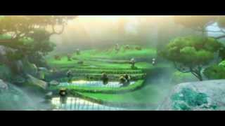 Kung Fu Panda 3 Back To Home Official Trailer 2014 (Fake