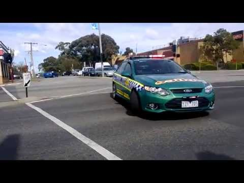 the Chase POLICE Falcon XR6 TURBO HIGHWAY PATROL- DRAGONSLiVED
