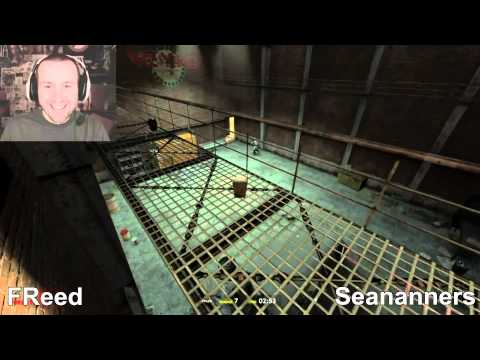 Seananners Laugh Compilation: Prop Hunt