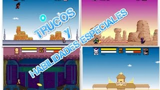 Trucos Para Dragon Ball Z Devolution (parte 1)