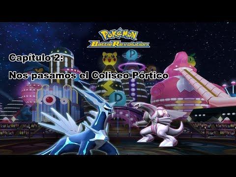 Pokémon Battle Revolution | Cap. 2 | Nos pasamos el Coliseo Pórtico
