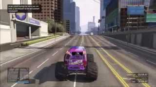 """GTA 5 Online: How To Change """"The Liberator"""" Colour! (Any"""
