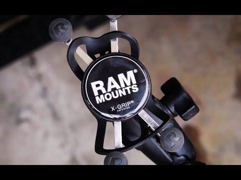RAM Mount / MotoGeo Gear Review