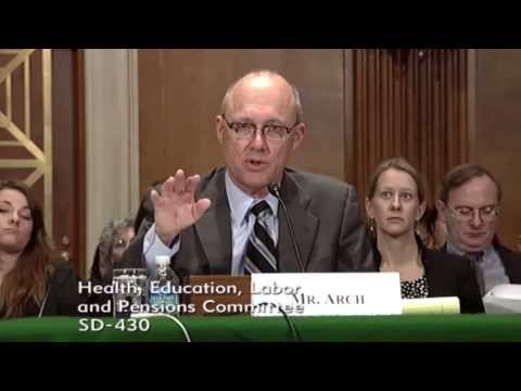 U.S. Senate Committee Hearing - Examining Mental Health: Treatment Options and Trends