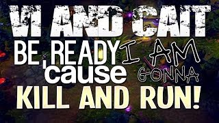 Instalok Kill And Run (Breathe Carolina Hit And Run