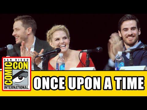 Once Upon A Time Season 4 Comic Con Panel 2014