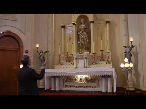 Les églises du Témis #18 St Louis du ha! ha!