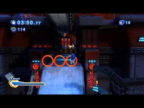 Театр Одного Sonic Generations +