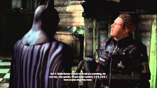 Batman Arkham City: Riddler Enigma Conundrum, Hostages