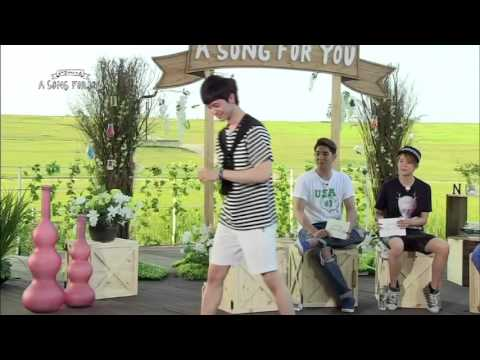 [A Song For You . ep 2 - cut] Sungjae's spin