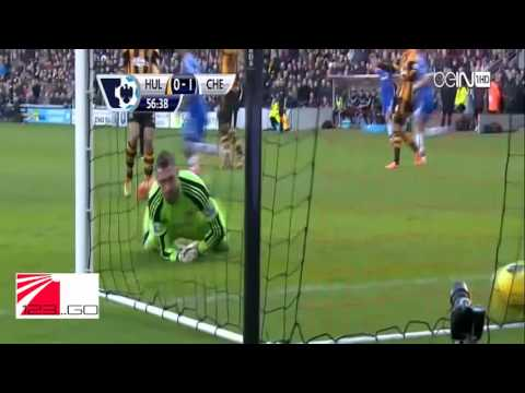 Chelsea vs Hull City 2/0 2014 GOALS HD
