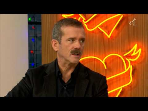 Chris Hadfield   Sunday Brunch 01