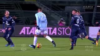 Atalanta-Lazio 3-3 - 17^ giornata - Serie A TIM 2017/2018 - Highlights