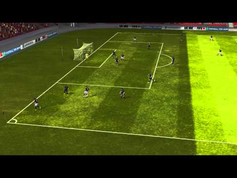 FIFA 14 Android - GALAXY 11 VS Inter