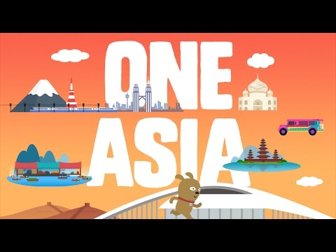Kakao Friends for One Asia