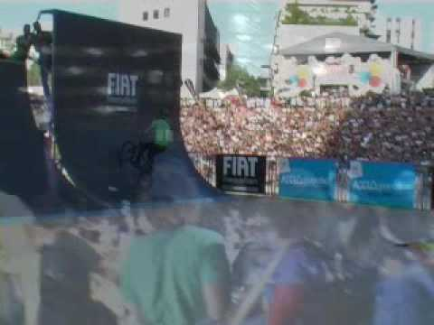 Ben Wallace Fise BMX 2009 Highlights