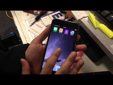 How TO UNLOCK iPHONE 6 6+ WITH RSIM 10