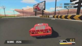 Cars Race-O-Rama , Die Ersten 10 Minuten , Wii , 2/2