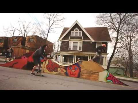 Comet Skateboards Ithaca Skate Jam with Original 2014