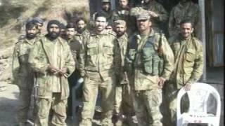 Captain Junaid Khan Shaheed Operation Rahe Rast