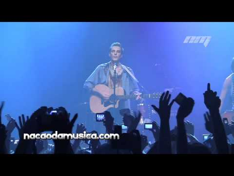 The Maine - Into Your Arms (Sao Paulo 04/11/2011) LIVE!