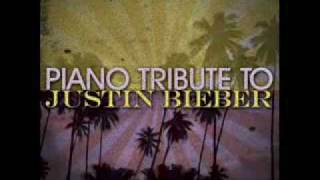 Never Let You Go Justin Bieber Piano Tribute