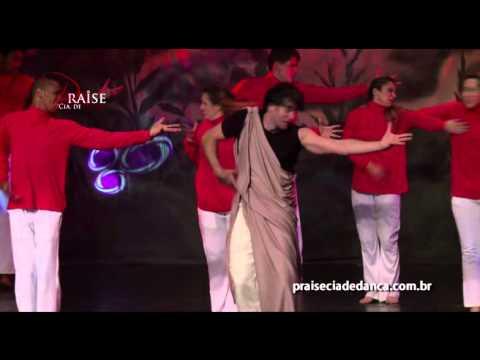 Coreografia Sangue I Praise Cia de Dança I DVD Novo Dia, Novo Tempo