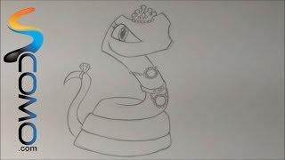 Dibujar A Hissette Mascota De Cleo De Nile